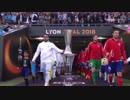 セレモニー付《17-18UEFA EL》 [決勝] マルセイユ vs アトレティコ・マドリード