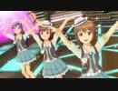 【高画質】雪歩・美希・千早・やよい・春香で「THE H@PPY LIVE! MEDLEY」【アイドルマスターステラステージ】