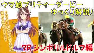 【第7R】 ウマ娘プリティーダービーに登場するキャラクターのモデルになった競走馬をゆっくり解説!シンボリルドルフ編