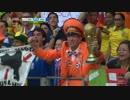 サッカー W杯2014   オランダvsスペイン ダイジェスト