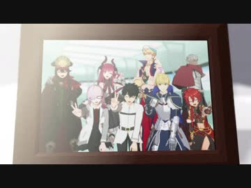 【Fate / MMD】 short video summary 【14 books】