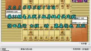 気になる棋譜を見よう1339(窪田七段