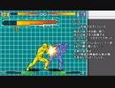 2D格闘ツクール2ndでなんか作りたい動画 020 コンパチキャラ三羽烏