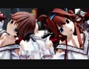 【MMD艦これ】金剛4姉妹で愛Dee 折岸みつコスプレVer 歌詞つき