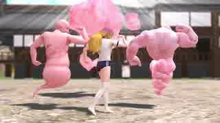 【東方MMD】そばかす式聖&雲山's de It's My Life(カメラ固定1080P)
