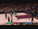 第32位:LeBron James Incredible Reverse Dunk  - Game 3 - Celtics vs Cavaliers - 2018 NBA East