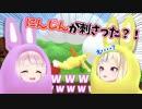 【SuperBunnyMan】バーチャルYouTuberヒメヒナでの初ゲーム実況!