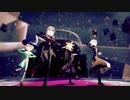 【Fate/MMD】某外国風デフォルメサロマリ4人セット【モデル配布/注意書き】