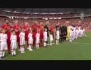 ≪親善試合≫ ベルギー vs ポルトガル(2018年6月2日)