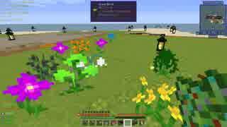 【Minecraft 1.12.2】 農業時々魔術生活