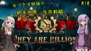 【They are billions】ゆづきず姉妹の終末
