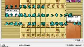気になる棋譜を見よう1352(石田五段