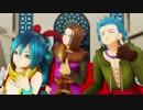 【MMDドラクエ】相棒組とマヤちゃんがエアボでEVERYBADY【DQ11】