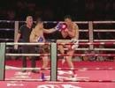 WBCムエタイ香港王座戦 中村敏射 VS 陳俊賢