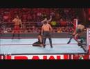 【WWE】セス・ロリンズ&ローマン・レインズvsアライアス&ジンダー・マハル...