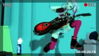【エアギター】カミサマネジマキで暴れていた【ヒメヒナMMDグランプリβ田中賞受賞】