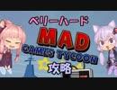 【VOICEROID】Mad Games Tycoon ベリーハード攻略実況 Part2【結月ゆかり】【琴葉茜】