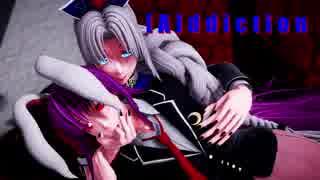 【MMD】[A]ddiction 優曇華さんとお師匠様(1080p)