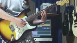 劇場版ポケットモンスター主題歌『ブレス / ポルノグラフィティ』ギターインストアレンジで弾いてみた