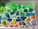 【みっこ】食べる宝石『琥珀糖』作ってみた