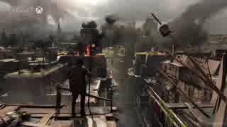 【E3 2018】新作 圧倒的グラフィック「Dying Light 2 E3 2018 Trailer」