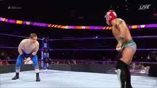 【WWE】ルチャ・ハウス・パーティvsブライ