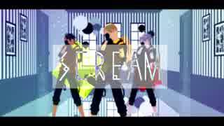 【fate/MMD】SCREAM【ギル·オジ·カルナ】
