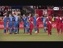アイスランドvsペルー 親善試合