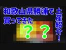 【再編集無職】和歌山土産レビュー編【syamu】
