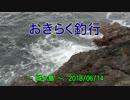 【城ヶ島】 おきらく釣行 【20180614】