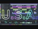【cover】U.S.A./DA PUMP 歌ってみた(コゲ犬 feat.赤ティン)