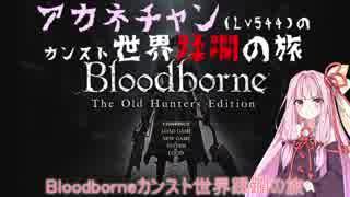 【Bloodborne】初期レベ縛り全ボス撃破(