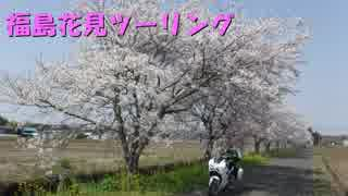 VFR800FでGO!!福島花見ツーリング