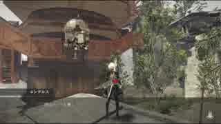【実況】完全初見のNieR:Automataをトロフ