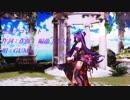 【MMD 4K】恋愛デコレート Tda式改変 紫音美菜 Japanese Kimono