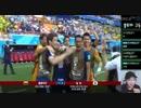 【韓国人の反応】2018FIFAロシアワールドカップ グループリーグ第1戦 日本vsコロ...