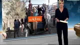 伊政府 別の移民救助船入港拒否に 国境管