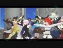 【Fate/MMD】有頂天ビバーチェ【マイカルデア歴代主力】