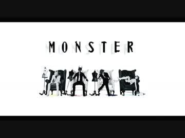 【MMD Touken Ranbu】 MONSTER (Full ver) 【Changing + Date Group】