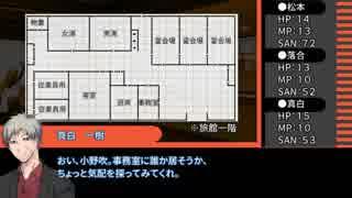 【ゆっくりTRPG】閉じられた夢~第四話【CoC】