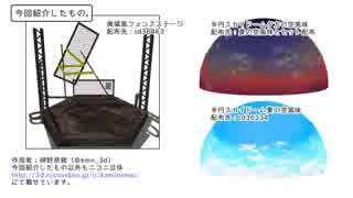 【MMDステージ配布】自作フェンスステージ