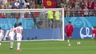 《2018W杯》 [GL第3節:グループB] イラン