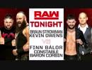 【WWE】ブラウン・ストローマン&ケビ