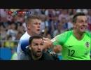 激闘 《2018W杯》 [GL第3節:グループD] アイスランド vs クロアチア(2018年6月26...