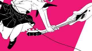 ギターガールゾンビギャップクールシュー