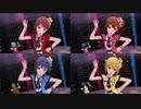【4窓比較】UNION!! 属性別MV【ミリシタ】