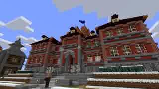 【Minecraft】村を作るのでゆっくり実況さ