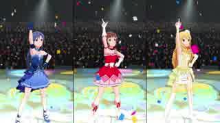 【ミリシタMV】UNION!!【春香・千早・美希】