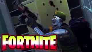 【フォートナイト】最強の強者は誰か!?4人チームで「FORTNITE Battle Royale」♯12