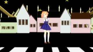 【MMD】夏梅ななちゃんで骸骨楽団とリリア